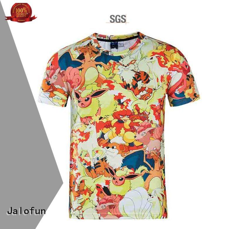 Jalofun screen direct to garment printing t shirt suppliers