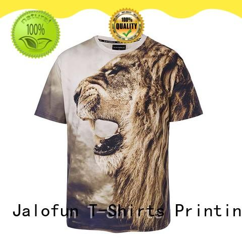 New heat transfer printing t shirt screen supply for sport