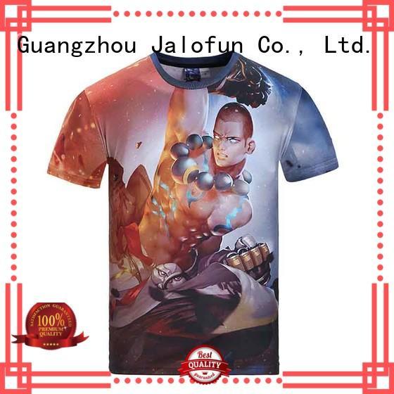 Jalofun Top bespoke t shirt printing manufacturers for sport