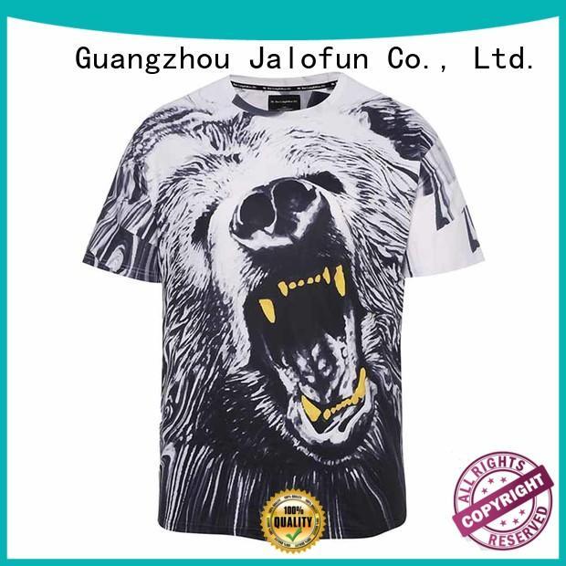cotton t shirt heat for work clothes Jalofun