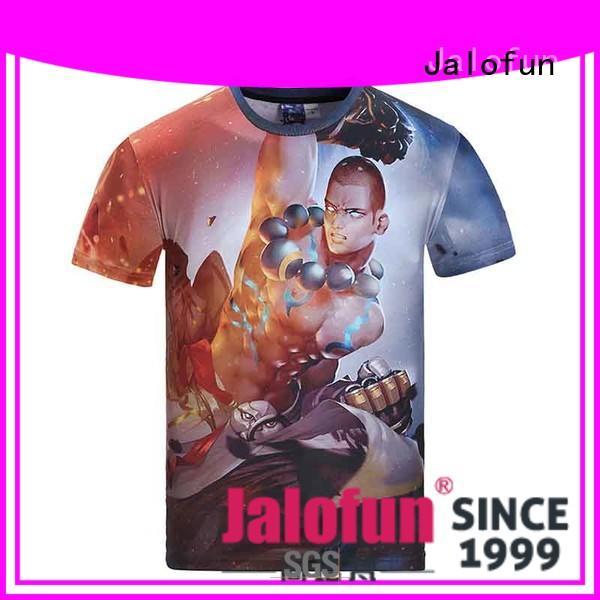 Cheap Custom Screen Print Shirts with Logo/ Sublimation T Shirts
