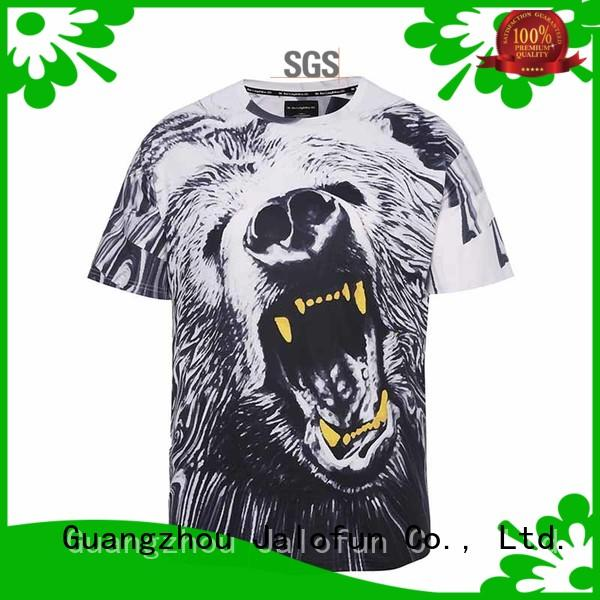 Jalofun low bespoke t shirt printing for spring