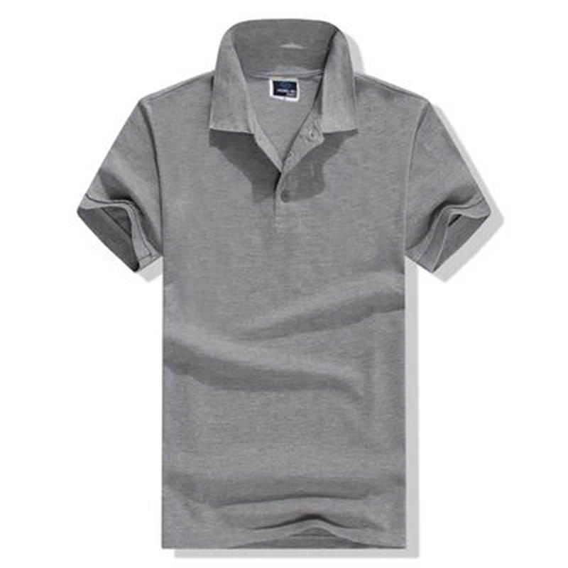 Top quality casual mens unisex polo shirt