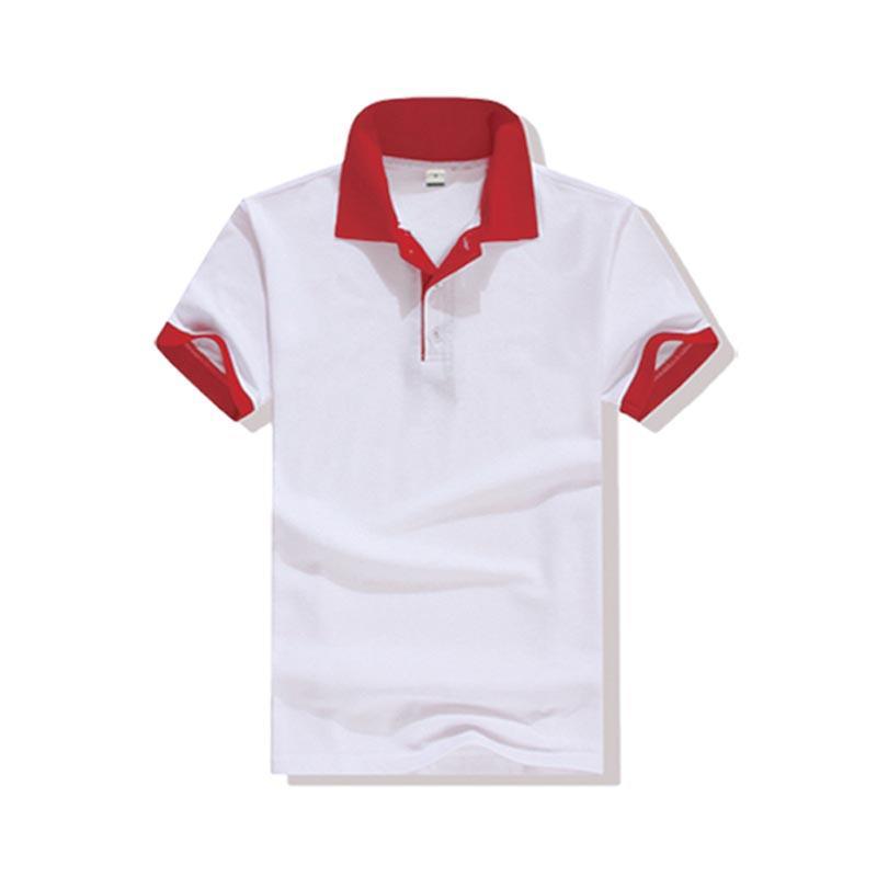 Latest custom polo shirt shirt supply for work clothes