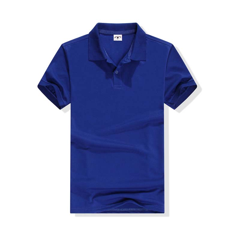 Latest pique polo shirt mens company for going to school-2