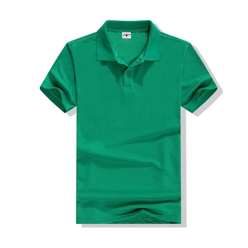 Latest pique polo shirt mens company for going to school-3