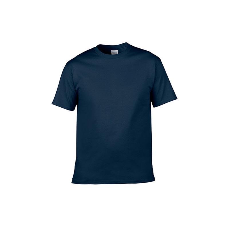 Gildan high quality promotion plain cotton t shirts