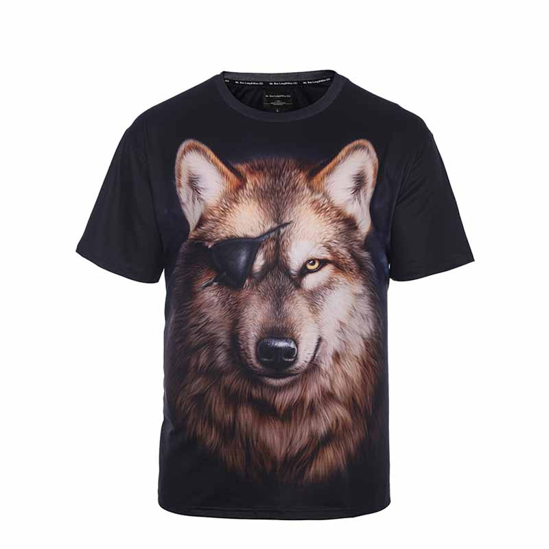 Jalofun cotton custom tee shirt printing suppliers for man-24