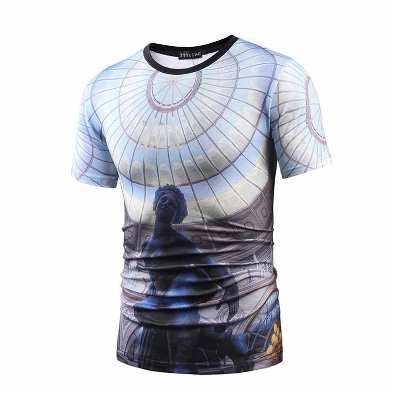Factory Custom Printing Shirts with Custom Logo with Low Price