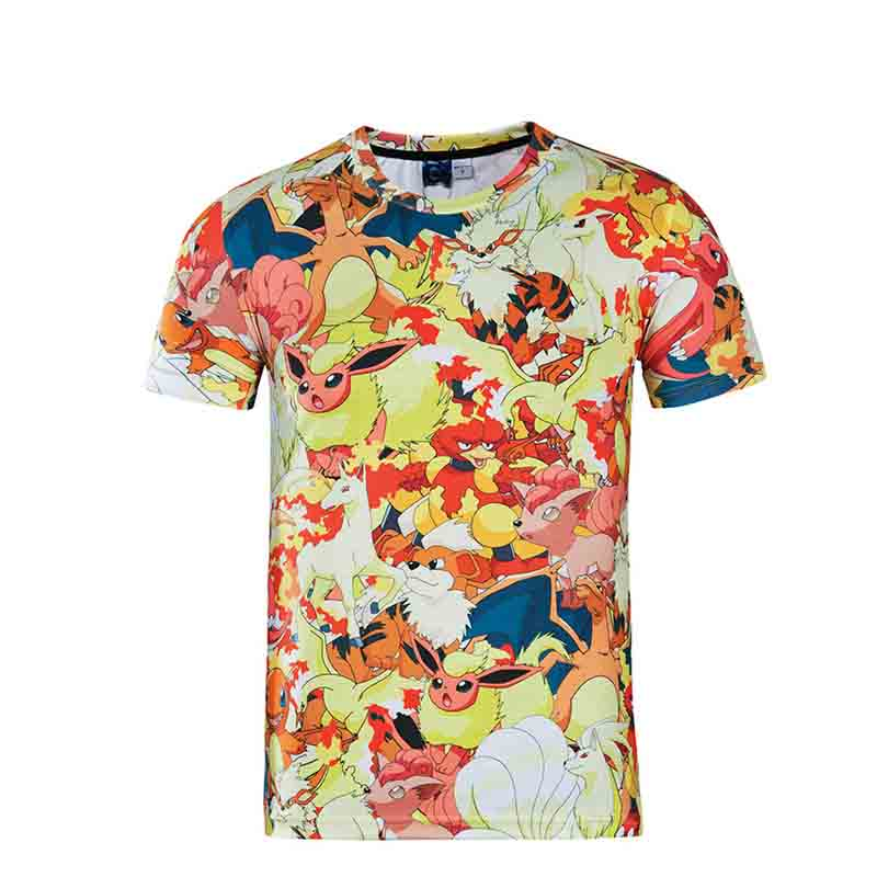 Jalofun printed cotton t shirt factory for sport-4