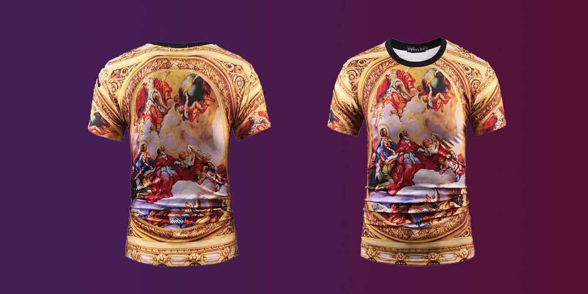 Jalofun price silk screen printing t shirt supply for dating-1