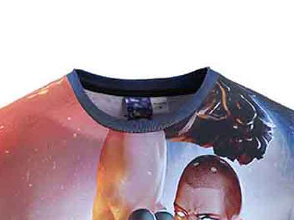 Cheap Custom Screen Print Shirts with Logo/ Sublimation T Shirts-5