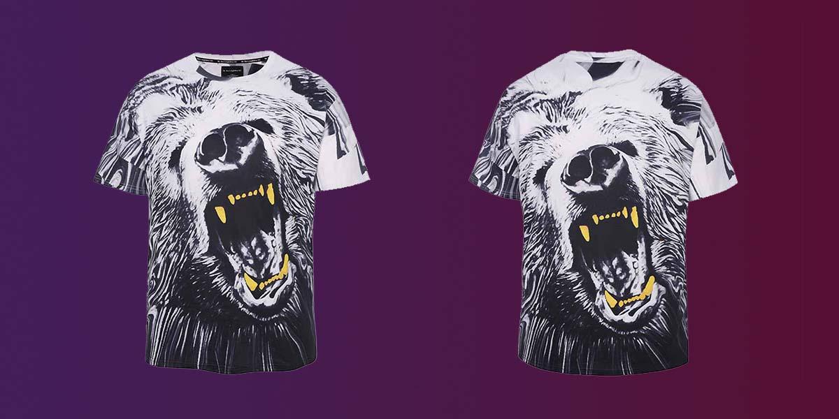 Jalofun screen heat transfer printing t shirt company for dating-1