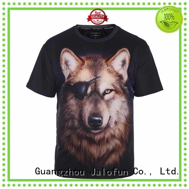Jalofun heat cotton t shirt for business for travel