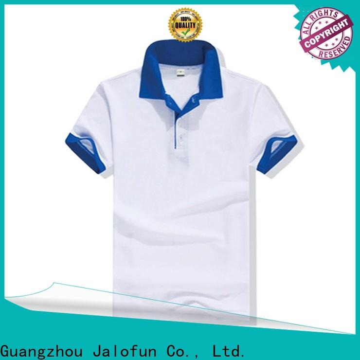Top pique polo shirt sleeve supply for summer