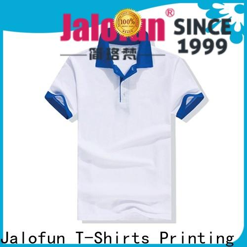 Jalofun colorful pique polo for sale for dating