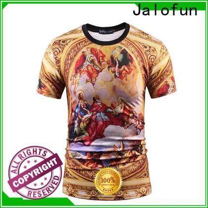 Jalofun price silk screen printing t shirt supply for dating