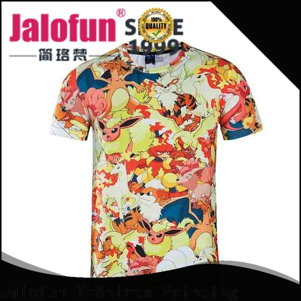 Custom silk screen printing t shirt tee manufacturers for work clothes