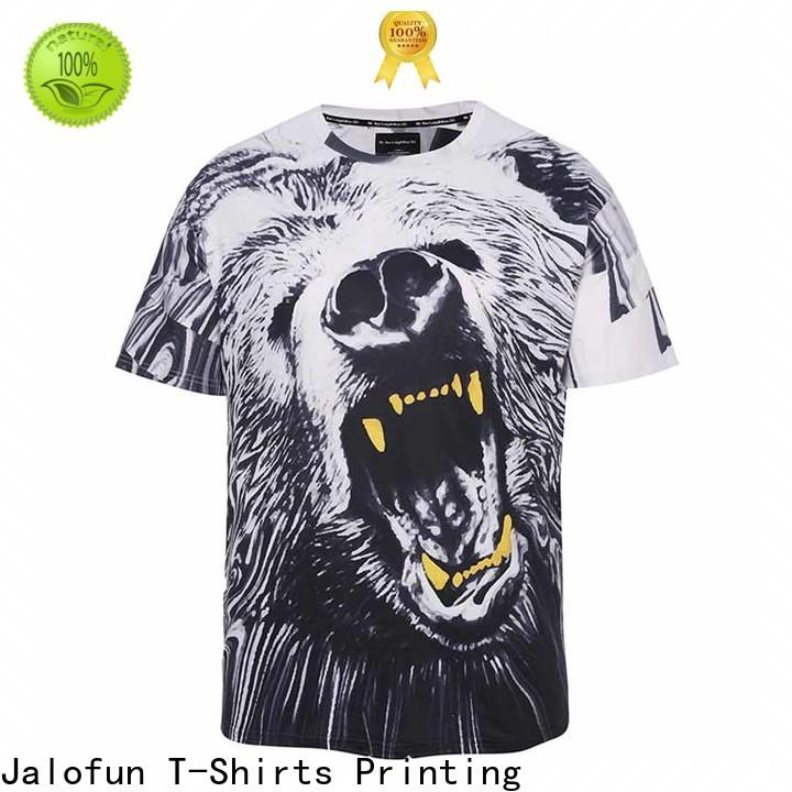 Custom bespoke t shirt printing printed suppliers for dating