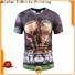 High-quality sublimation printing t shirt cotton for sale for travel
