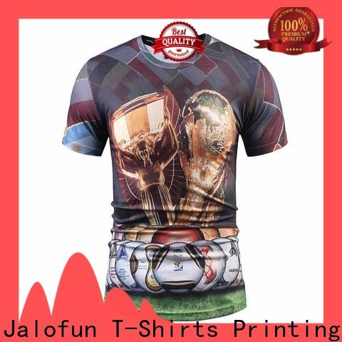 Jalofun heat tee shirt printing for business for outdoor activities