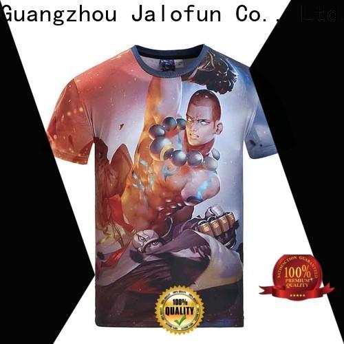 Jalofun printing custom prints shirts for business for going to school