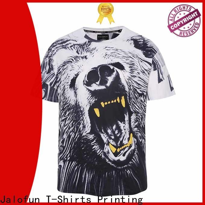 Jalofun bespoke custom prints shirts company for work