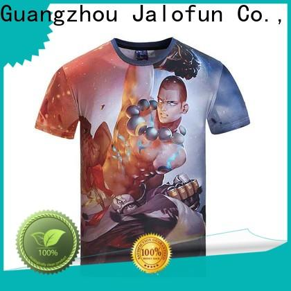 Jalofun heat bespoke t shirts supply for sport