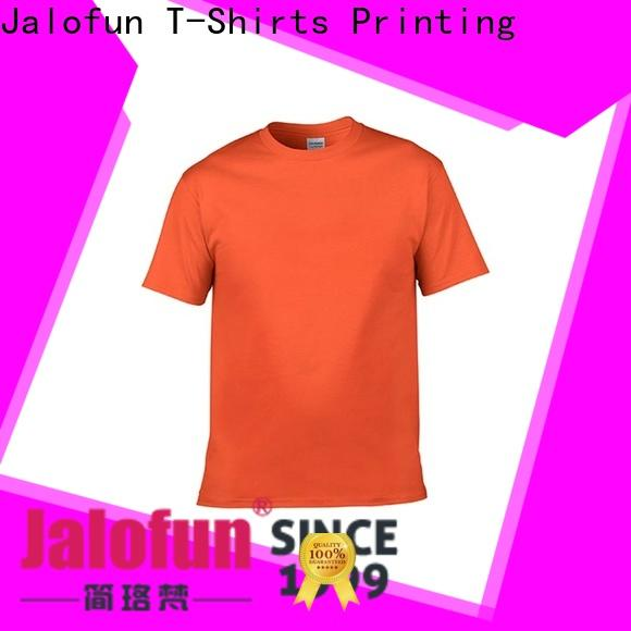 Custom printing shirt textile for business for outdoor activities