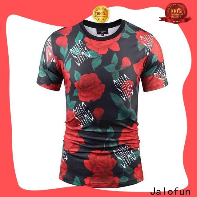 Jalofun screen bespoke t shirts for business for work
