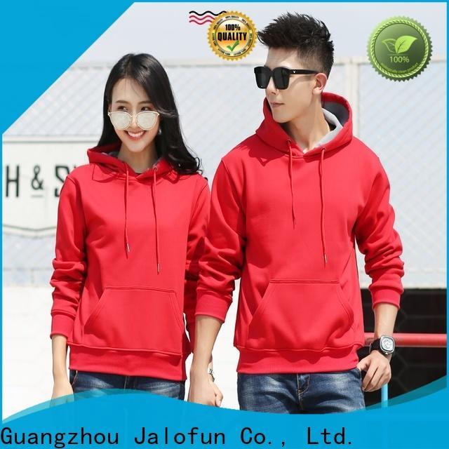 Jalofun arrival custom made sweatshirts for sale for man