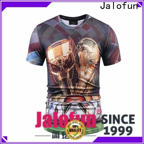 Jalofun Wholesale customized shirts for sale for man