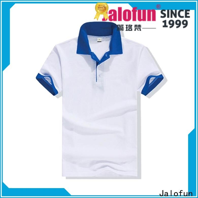 Jalofun Custom custom polo shirt suppliers for dating
