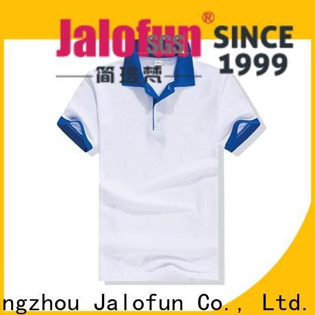 Jalofun polo cotton polo shirts suppliers for dating