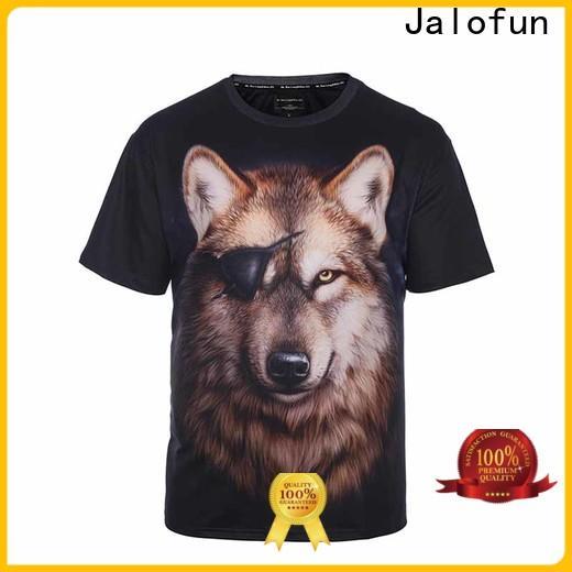 Jalofun Best custom screen print shirts for business
