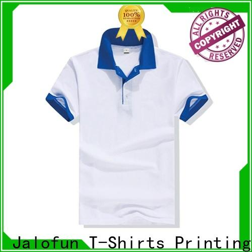 Latest custom polo shirt shirt supply for work clothes