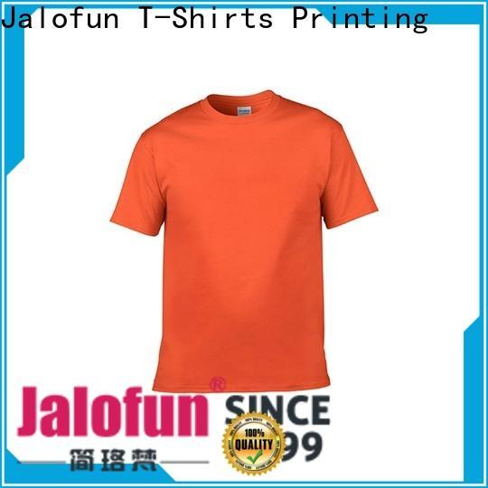 Jalofun Best direct to garment printing t shirt factory for work
