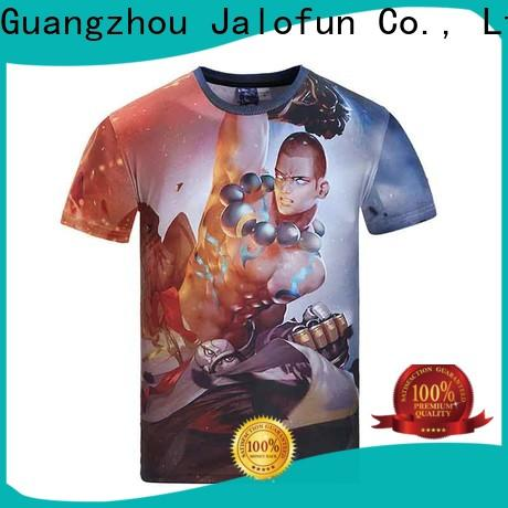 Jalofun Best silk screen printing t shirt for sale for work clothes