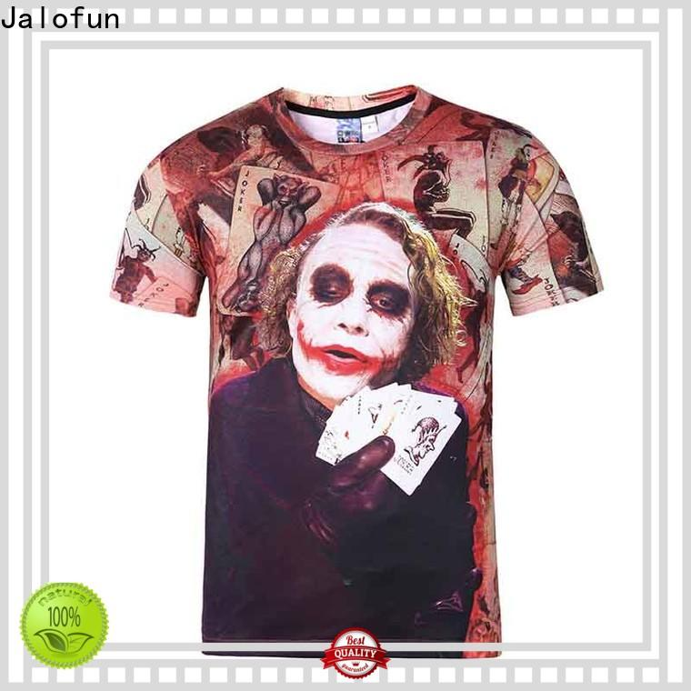 Jalofun price custom prints shirts for sale for work clothes