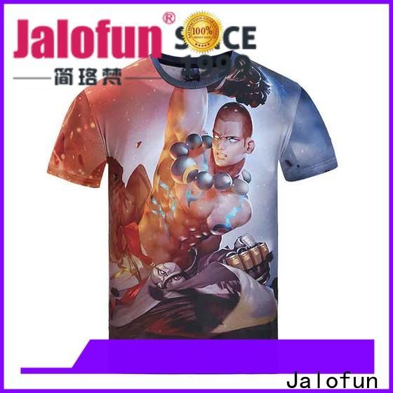 Jalofun quality customized shirts manufacturers for spring