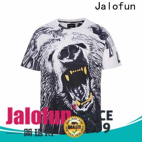 Jalofun Best cotton t shirt for sale for sport