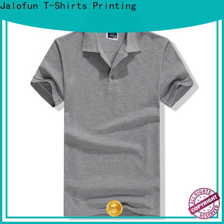 New pique polo shirt casual supply for class uniform