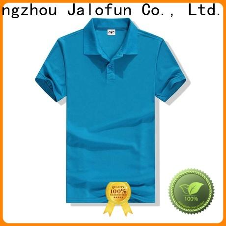 Jalofun Best pique polo manufacturers for spring