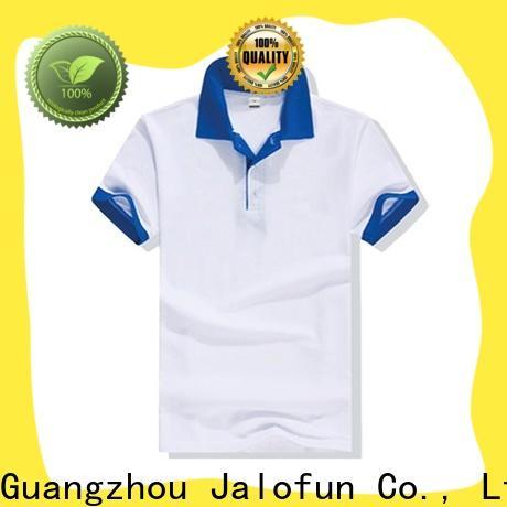 Jalofun Custom pique polo for sale for going to school