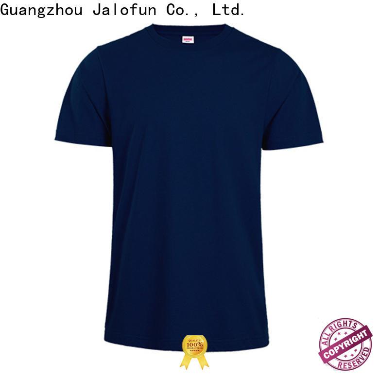 Latest customized tee shirts tee supply for man