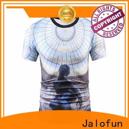 Jalofun High-quality bespoke t shirts supply
