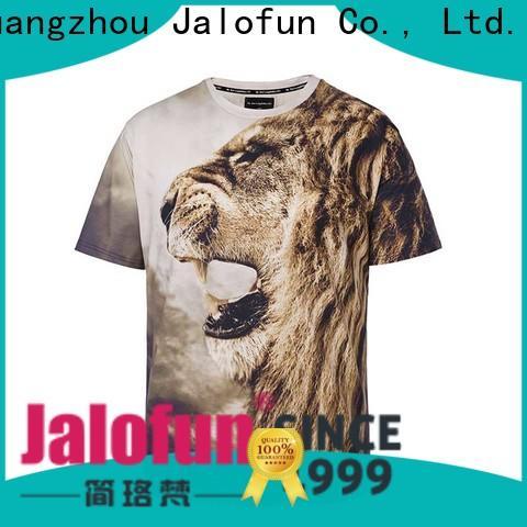 Jalofun High-quality custom logo shirts supply for class uniform
