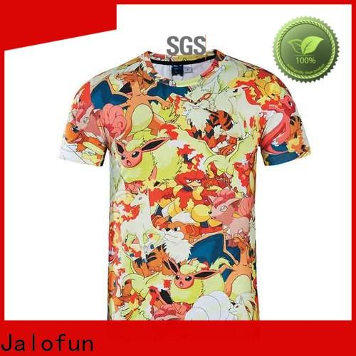 New custom screen print shirts textile supply for sport