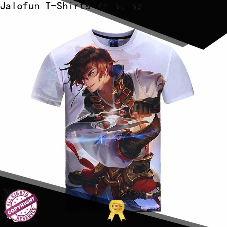 Best heat transfer printing t shirt made manufacturers for summer