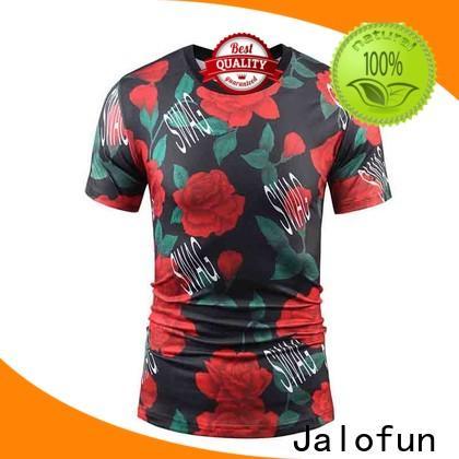 Jalofun New printing shirt for sale for class uniform